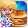 Burger Crazy Chef - Make Your Own Funny Hamburger