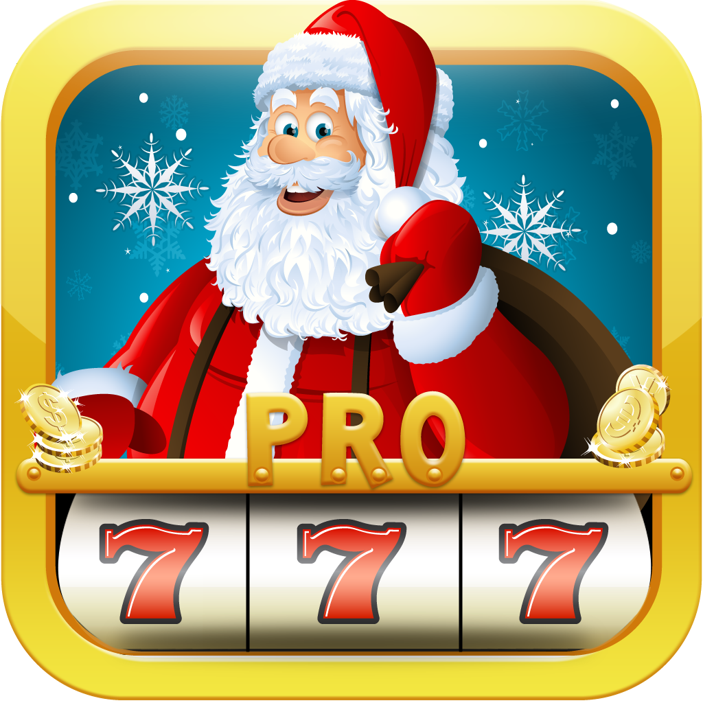 Christmas Santa Slots Game - Best New Year luck to those who win Pro